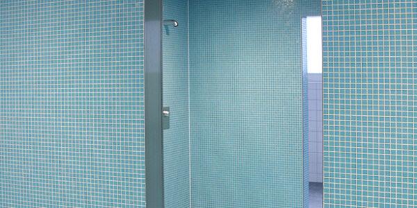 Umbau Duschanlagen